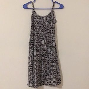 Old Navy size XS Fit and Flare Cami women's dress